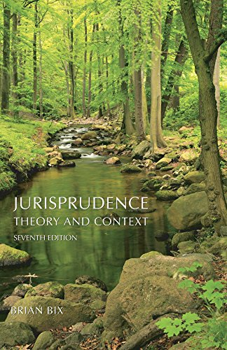 Jurisprudence Theory and Context 7th 2015 edition cover