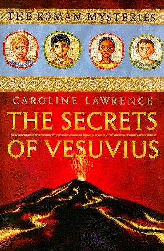 Secrets of Vesuvius   2002 edition cover