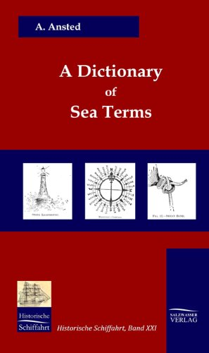 Dictionary of Sea Terms   2009 edition cover