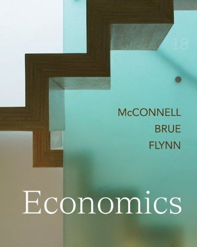 Economics + Economy 2009 Update  18th 2009 9780077354213 Front Cover