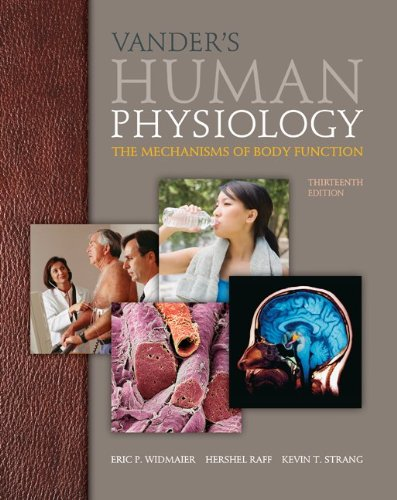 Human Physiology Connect Access Card:   2013 edition cover