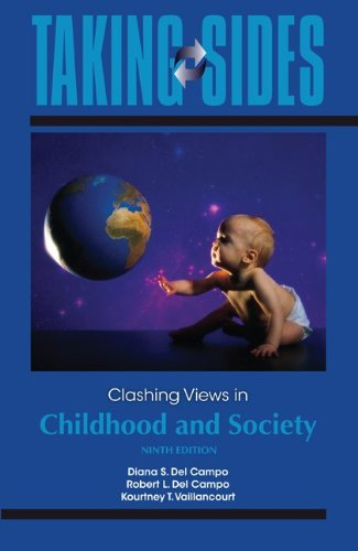 Clashing Views in Childhood and Society  9th 2012 edition cover