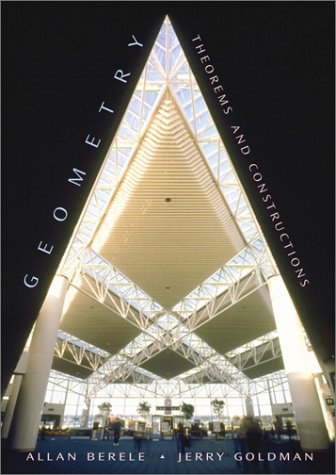 Geometry Theorems and Constructions  2001 edition cover