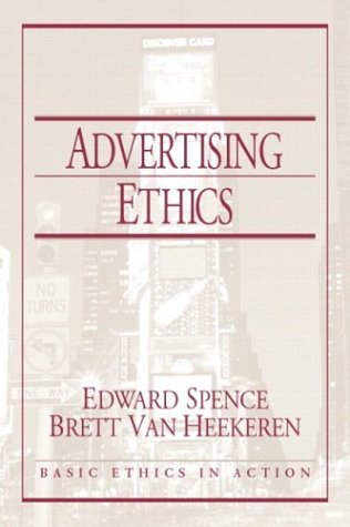 Advertising Ethics   2005 edition cover