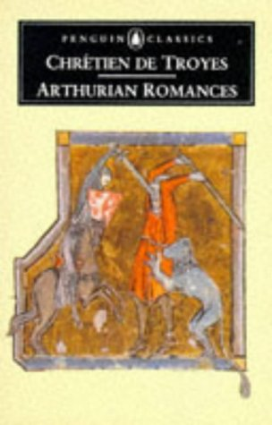 Arthurian Romances   2005 edition cover
