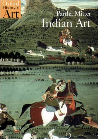 Indian Art   2001 9780192842213 Front Cover