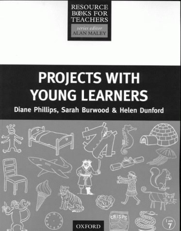 Projects with Young Learners   1999 9780194372213 Front Cover