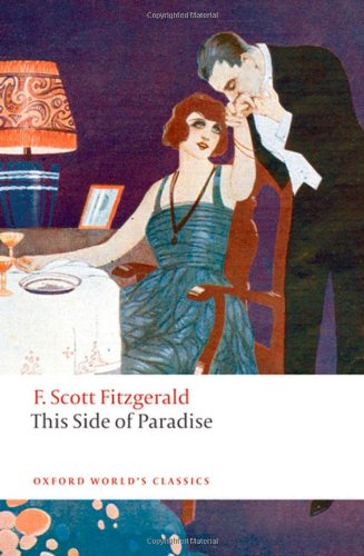 This Side of Paradise   2009 edition cover