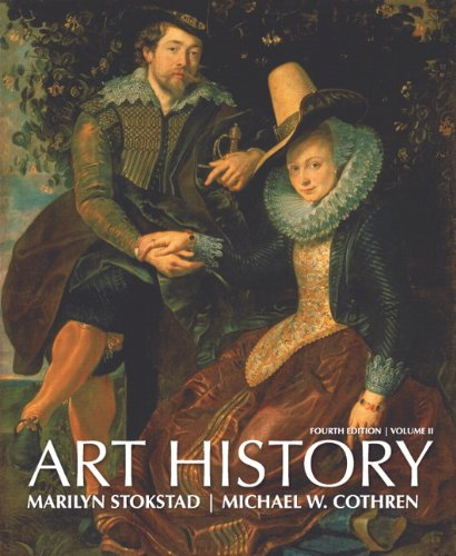 Art History, Volume 2  4th 2011 edition cover