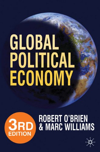 Global Political Economy  3rd 2010 (Revised) edition cover