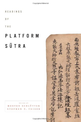 Readings of the Platform Sutra   2012 9780231158213 Front Cover