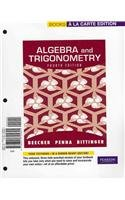 Algebra and Trigonometry  4th 2012 edition cover