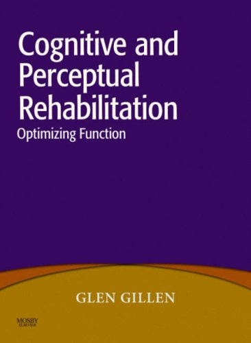 Cognitive and Perceptual Rehabilitation Optimizing Function N/A edition cover
