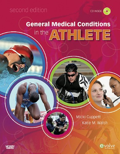 General Medical Conditions in the Athlete  2nd 2011 edition cover
