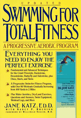 Swimming for Total Fitness A Progressive Aerobic Program  1993 edition cover