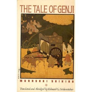 Tale Genji  Abridged  9780394729213 Front Cover