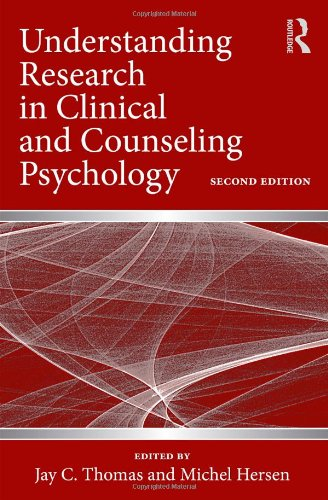 Understanding Research in Clinical and Counseling Psychology  2nd 2011 (Revised) edition cover