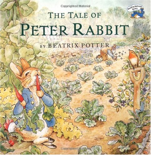 Tale of Peter Rabbit   2004 edition cover