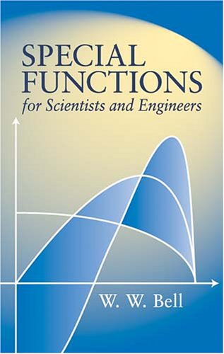 Special Functions for Scientists and Engineers   2004 9780486435213 Front Cover