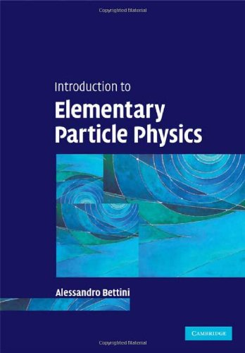 Introduction to Elementary Particle Physics   2008 9780521880213 Front Cover