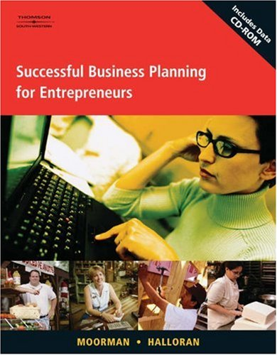 Successful Business Planning for Entrepreneurs   2006 edition cover