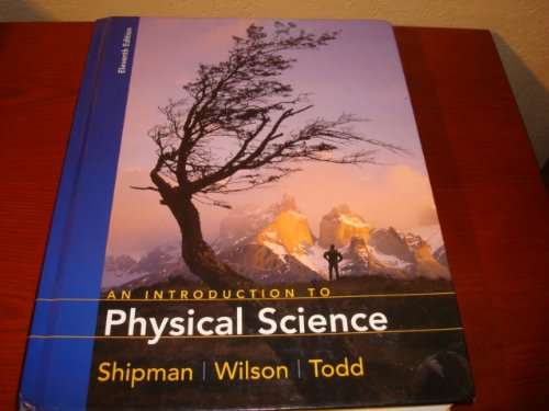 Introduction to Physical Science 10th 2003 (Lab Manual) 9780618223213 Front Cover