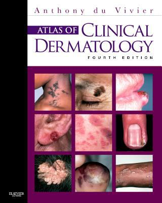 Atlas of Clinical Dermatology  4th 2012 edition cover