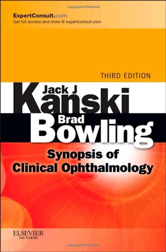 Synopsis of Clinical Ophthalmology  3rd 2012 edition cover