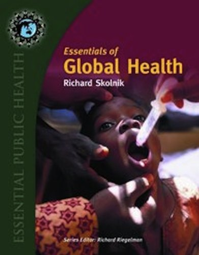 Essentials of Global Health   2008 edition cover