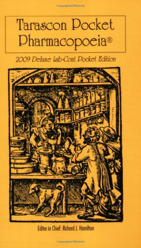Pharmacopoeia  10th 2009 9780763776213 Front Cover