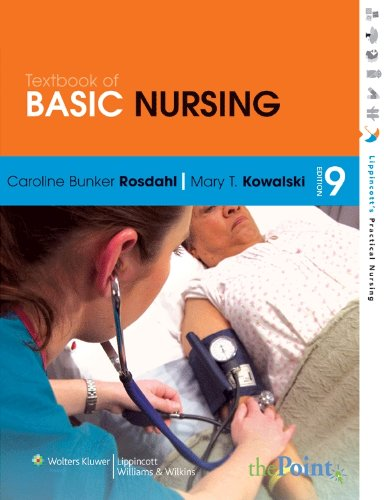 Textbook of Basic Nursing  9th 2008 (Revised) 9780781765213 Front Cover