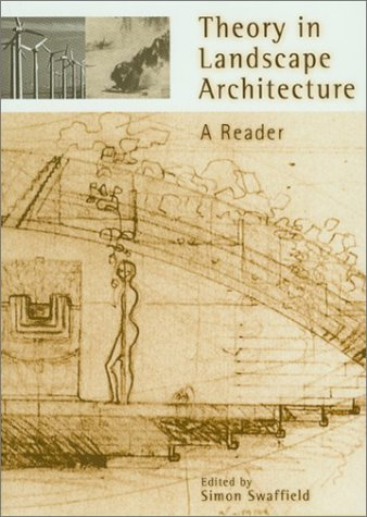 Theory in Landscape Architecture A Reader  2003 edition cover