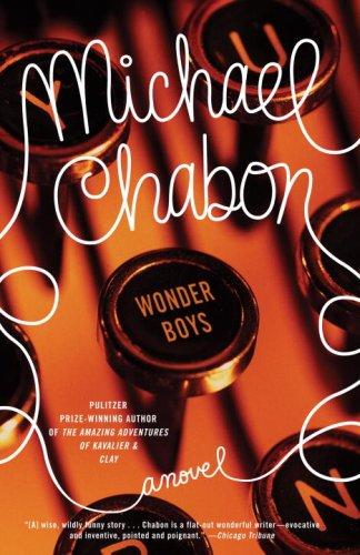 Wonder Boys  N/A edition cover