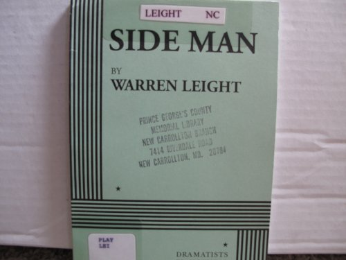 Side Man  N/A edition cover