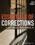 Essentials of Corrections  5th 2014 edition cover