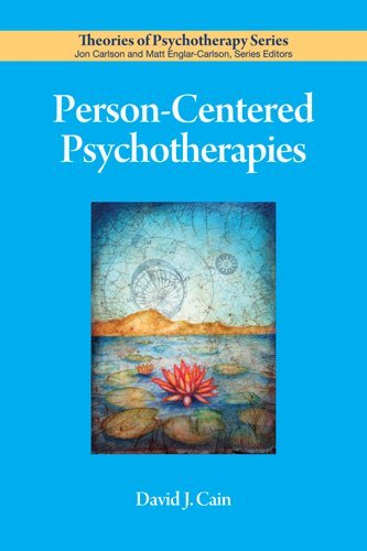 Person-Centered Psychotherapies   2010 edition cover