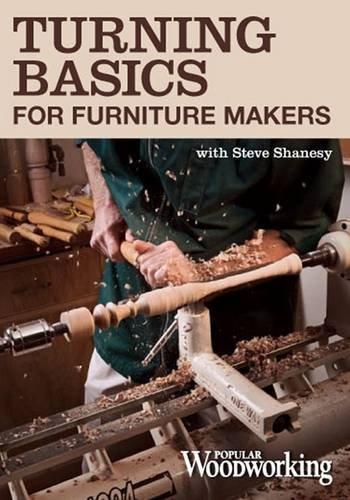 Turning Basics With Steve Shanesy:   2009 edition cover