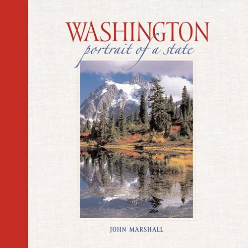 Washington Portrait of a State  2006 9781558689213 Front Cover