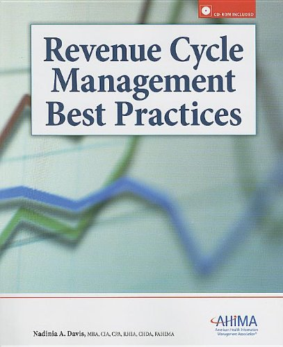 Revenue Cycle Management Best Practices  N/A edition cover