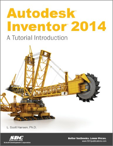 Autodesk Inventor 2014 A Tutorial Introduction N/A edition cover