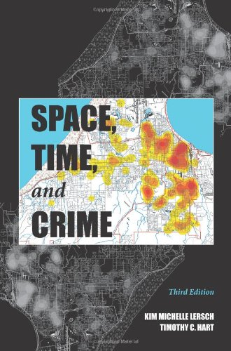 Space, Time, and Crime 3rd 2011 edition cover