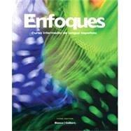 Enfoques Curso Intermedio de Lengua Espanola 3rd 2011 edition cover