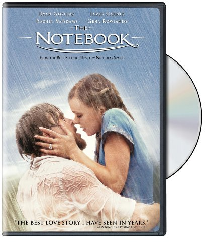 The Notebook (2004) System.Collections.Generic.List`1[System.String] artwork