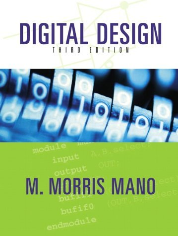 Digital Design  3rd 2002 edition cover