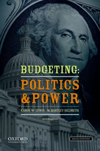 Budgeting Politics and Power 2nd edition cover