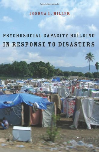 Psychosocial Capacity Building in Response to Disasters   2012 9780231148214 Front Cover