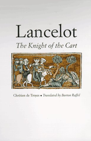 Lancelot The Knight of the Cart  1997 edition cover