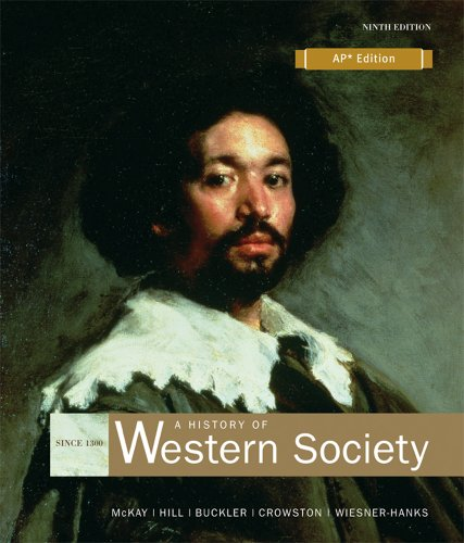 History of Western Society since 1300  9th 2008 9780312683214 Front Cover