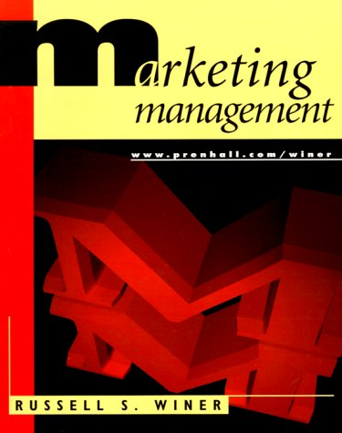 Marketing Management   2000 edition cover