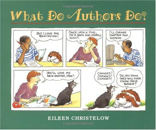 What Do Authors Do?   1997 edition cover